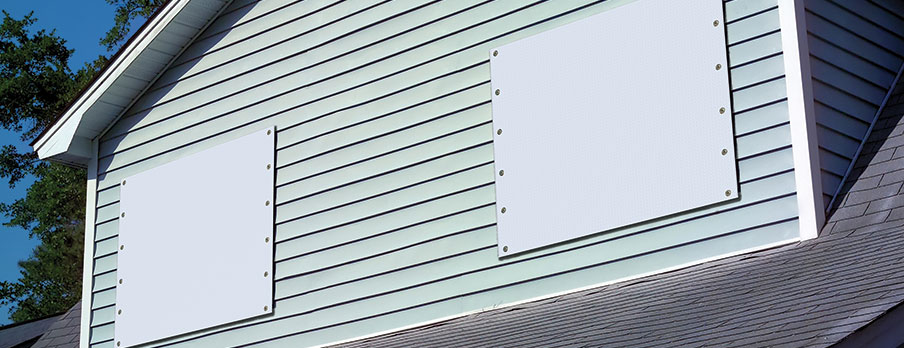 Fabric Storm Panels In Bluffton Sc Armor Building Solutions