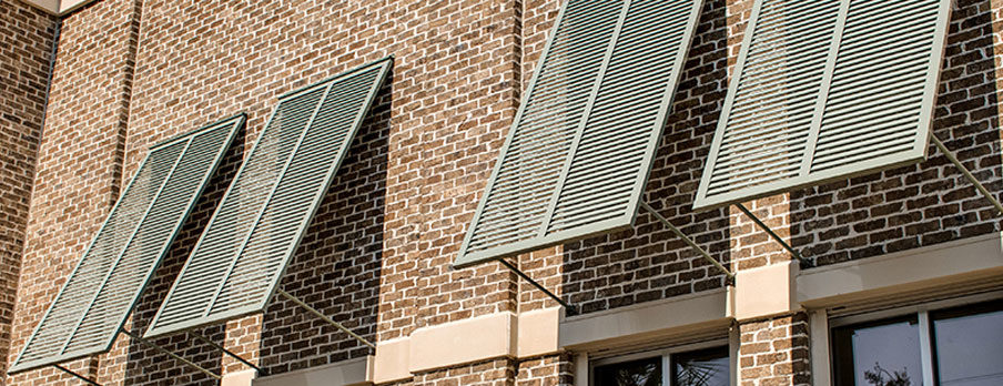 Metal Sunshades Armor Building Solutions