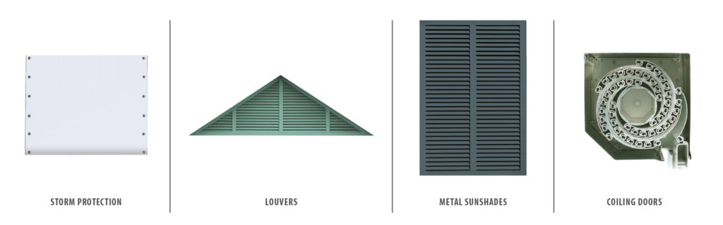 commercial and architectural louvers serving hilton head bluffton charleston